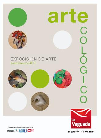 Exposición Arte Ecológico