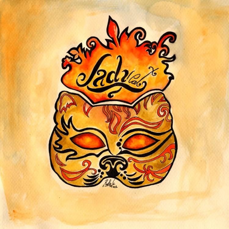 Lady Cat (Enmaskarados) © 2021 Ruth Agua