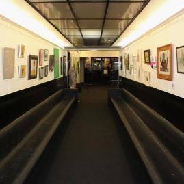 Exposición Jóvenes Artistas Solidarios ()