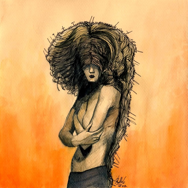 Femme Fatale © 2021 Ruth Agua