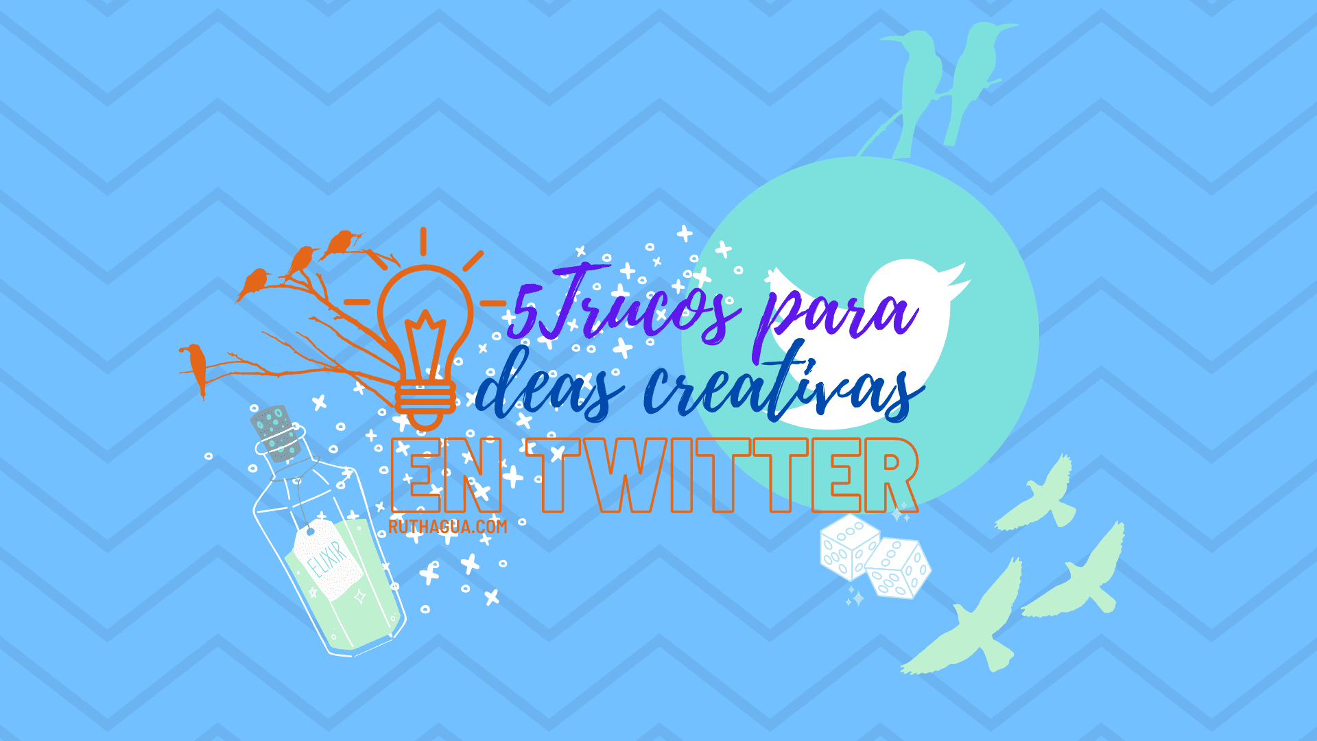 5 Trucos para ideas creativas en Twitter