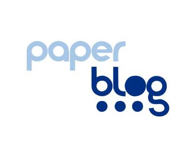 """Mi blog colabora con """"Paper Blog"""""""